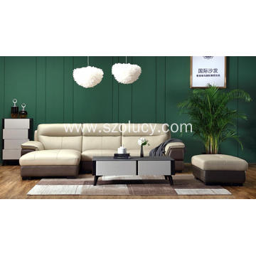 Best Quality for Three Seaters Pu Sofa Environmental friendly and natural foam mattress export to India Exporter